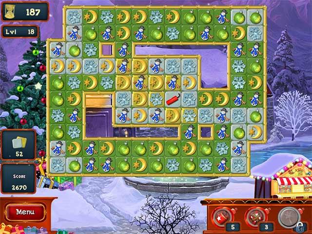 Christmas Puzzle 3 Mac Game screenshot 3