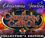 Free Christmas Stories: A Christmas Carol Collector's Edition Mac Game