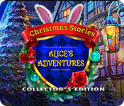 Free Christmas Stories: Alice's Adventures Collector's Edition Mac Game