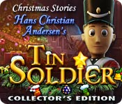 Free Christmas Stories: Hans Christian Andersen's Tin Soldier Collector's Edition Mac Game