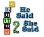 Free Clutter 2: He Said, She Said Mac Game