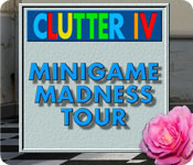 Free Clutter IV: Minigame Madness Tour Mac Game