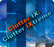 Free Clutter IX: Clutter IXtreme Mac Game