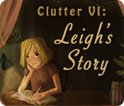 Free Clutter VI: Leigh's Story Mac Game