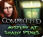 Free Committed: Mystery at Shady Pines Mac Game