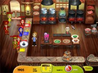 Cooking Dash: DinerTown Studios for Mac Game screenshot 1