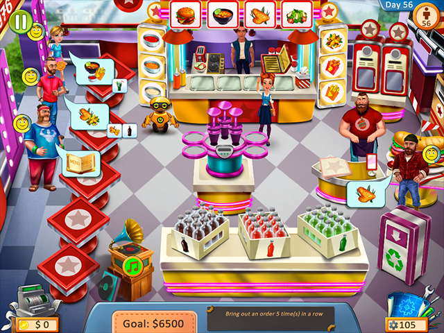 Cooking Trip: Back on the Road Mac Game screenshot 1