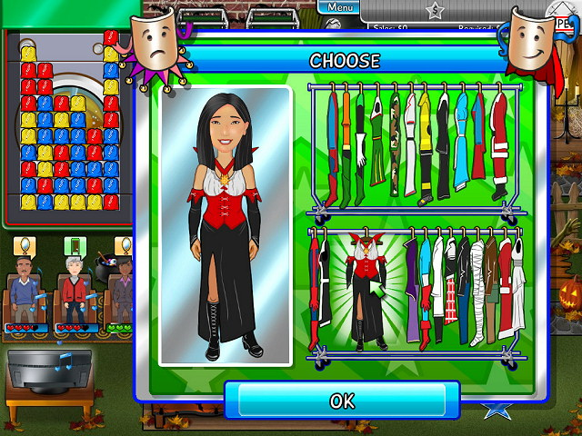Costume Chaos Mac Game screenshot 3