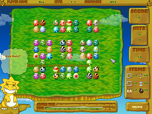 Crazy Eggs Mac Game screenshot 2