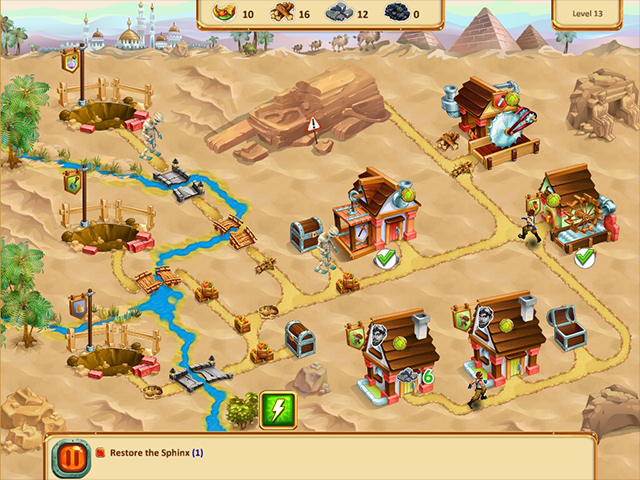 Crown Of The Empire Collector's Edition Mac Game screenshot 1