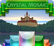 Free Crystal Mosaic Mac Game