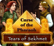 Free Curse of the Pharaoh: Tears of Sekhmet Mac Game