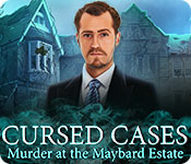 Free Cursed Cases: Murder at the Maybard Estate Mac Game
