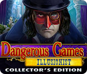 Free Dangerous Games: Illusionist Collector's Edition Mac Game