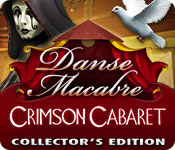 Free Danse Macabre: Crimson Cabaret Collector's Edition Mac Game