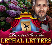 Free Danse Macabre: Lethal Letters Mac Game