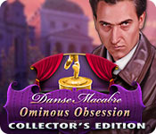 Free Danse Macabre: Ominous Obsession Collector's Edition Mac Game