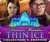 Free Danse Macabre: Thin Ice Collector's Edition Mac Game
