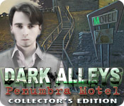 Free Dark Alleys: Penumbra Motel Collector's Edition Mac Game