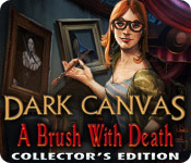 Free Dark Canvas: A Brush With Death Collector's Edition Mac Game