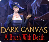 Free Dark Canvas: A Brush With Death Mac Game