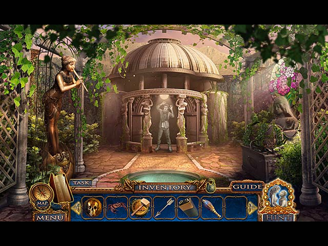 Dark Canvas: Blood and Stone Collector's Edition Mac Game screenshot 2