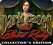 Free Dark Cases: The Blood Ruby Collector's Edition Mac Game