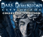 Free Dark Dimensions: City of Fog Collector's Edition Mac Game