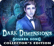 Free Dark Dimensions: Somber Song Collector's Edition Mac Game