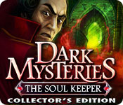 Free Dark Mysteries: The Soul Keeper Collector's Edition Mac Game