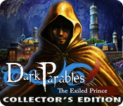Free Dark Parables: The Exiled Prince Collector's Edition Mac Game