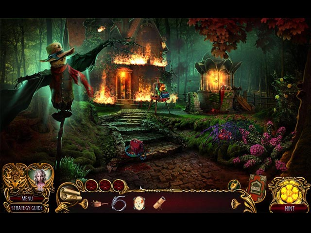 Dark Romance: The Monster Within Collector's Edition Mac Game screenshot 1
