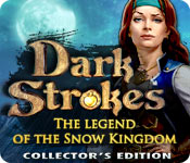 Free Dark Strokes: The Legend of the Snow Kingdom Collector's Edition Mac Game