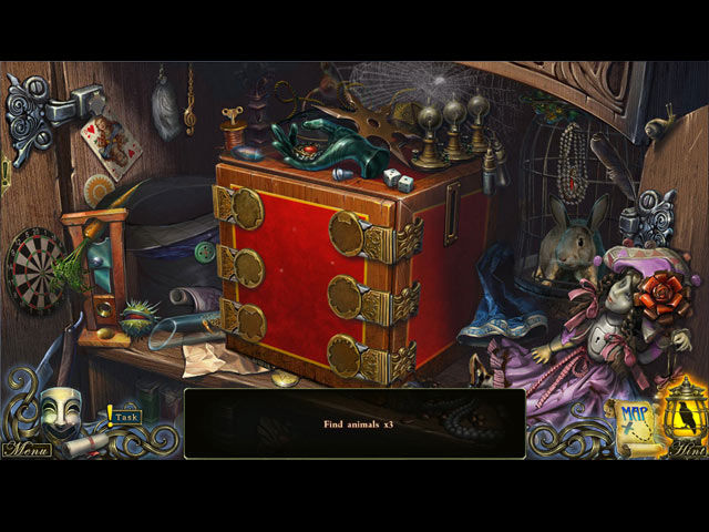 Dark Tales: Edgar Allan Poe's Lenore Mac Game screenshot 2