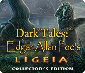 Free Dark Tales: Edgar Allan Poe's Ligeia Collector's Edition Mac Game