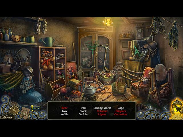 Dark Tales: Edgar Allan Poe's Ligeia Collector's Edition Mac Game screenshot 2