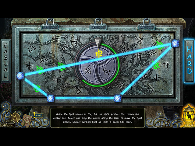 Dark Tales: Edgar Allan Poe's Ligeia Collector's Edition Mac Game screenshot 3