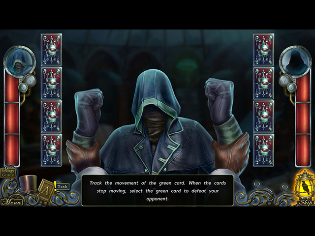 Dark Tales: Edgar Allan Poe's Speaking with the Dead Collector's Edition Mac Game screenshot 3