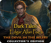Free Dark Tales: Edgar Allan Poe's The Devil in the Belfry Collector's Edition Mac Game