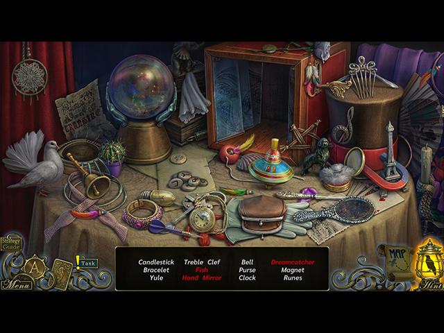 Dark Tales: Edgar Allan Poe's The Devil in the Belfry Collector's Edition Mac Game screenshot 2