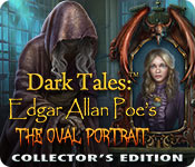 Free Dark Tales: Edgar Allan Poe's The Oval Portrait Collector's Edition Mac Game
