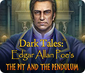 Free Dark Tales: Edgar Allan Poe's The Pit and the Pendulum Mac Game