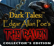 Free Dark Tales: Edgar Allan Poe's The Raven Collector's Edition Mac Game
