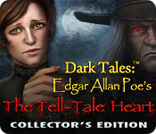 Free Dark Tales: Edgar Allan Poe's The Tell-Tale Heart Collector's Edition Mac Game
