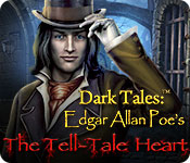 Free Dark Tales: Edgar Allan Poe's The Tell-Tale Heart Mac Game