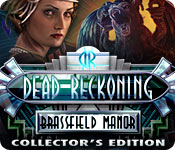 Free Dead Reckoning: Brassfield Manor Collector's Edition Mac Game