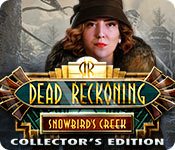 Free Dead Reckoning: Snowbird's Creek Collector's Edition Mac Game