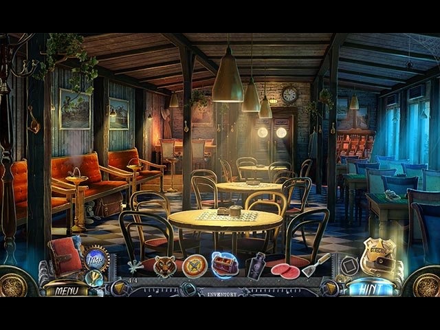 Dead Reckoning: The Crescent Case Mac Game screenshot 2