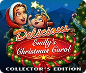 Free Delicious: Emily's Christmas Carol Collector's Edition Mac Game