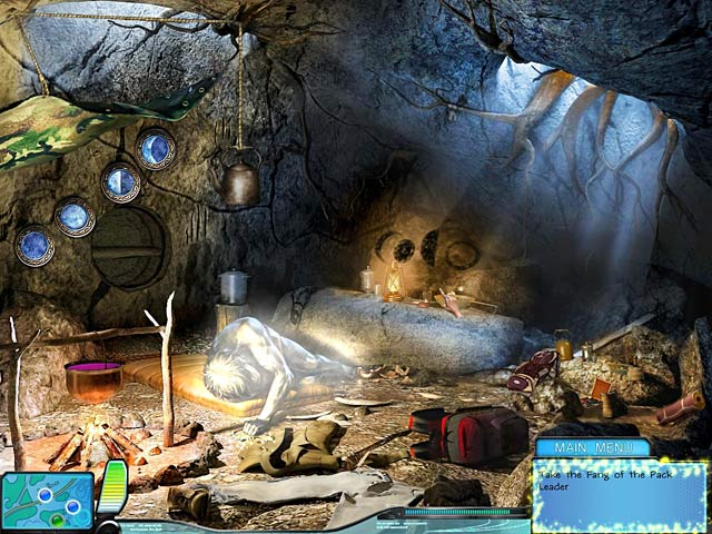 Department 42: The Mystery of the Nine Mac Game screenshot 2